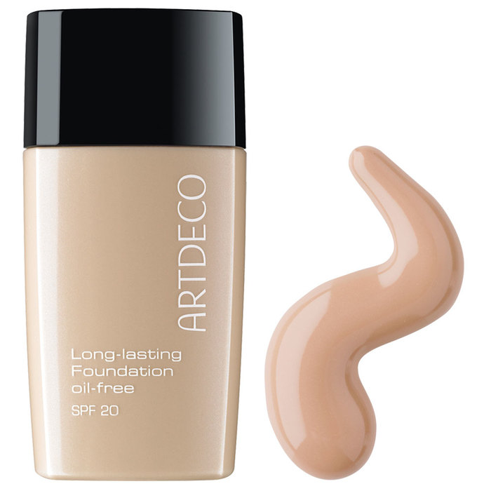 Long-Lasting Oil-Free Foundation